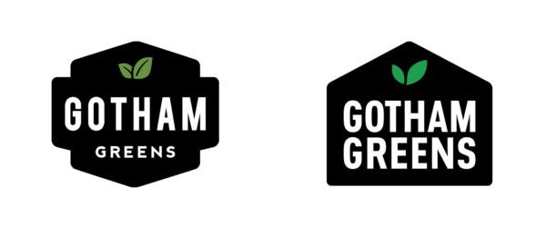 Spotted: New Logo and Packaging for Gotham Greens