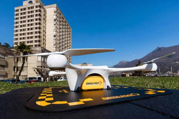 Switzerland's drone delivery program to resume after crashes